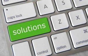 A chaque problème ses solutions...
